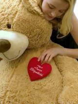Personalized Valentine Custom Plush